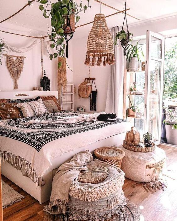 Bohemian house