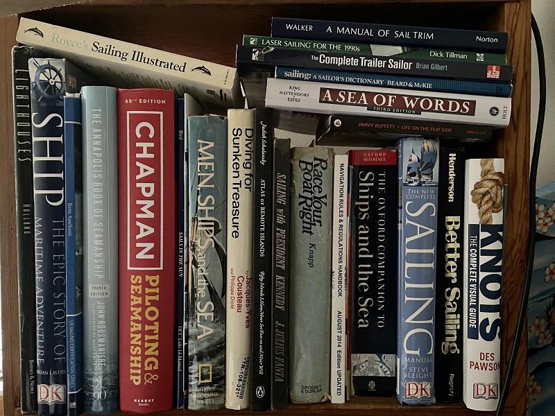 nautical book